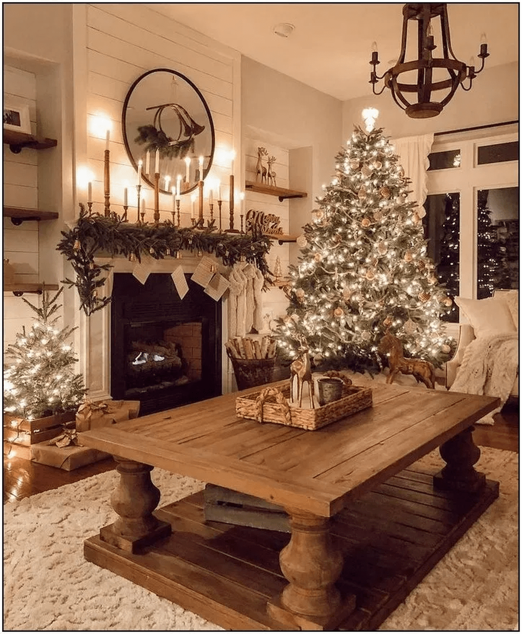 Fabulous Winter Home Decor Ideas You Should Copy Now 34