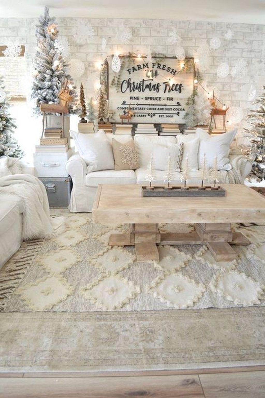 Fabulous Winter Home Decor Ideas You Should Copy Now 35