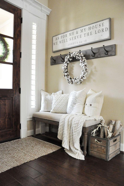 Fabulous Winter Home Decor Ideas You Should Copy Now 37
