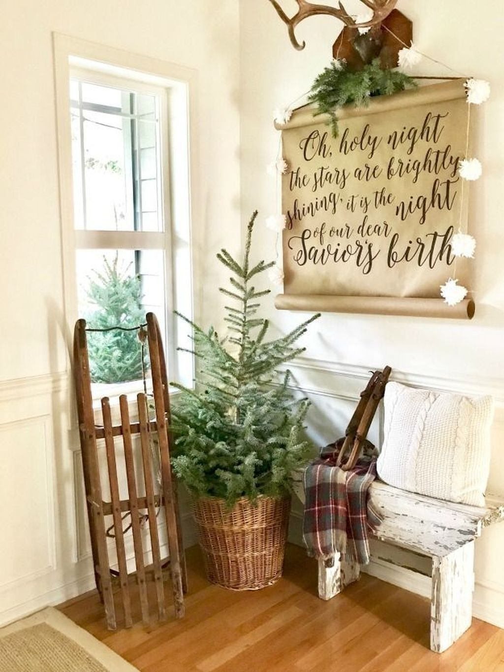 Fabulous Winter Home Decor Ideas You Should Copy Now 43