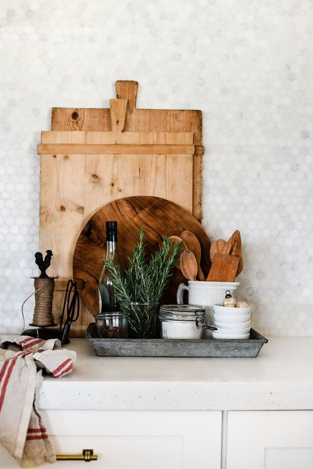 Inspiring Winter Kitchen Decor Ideas You Can Try 27