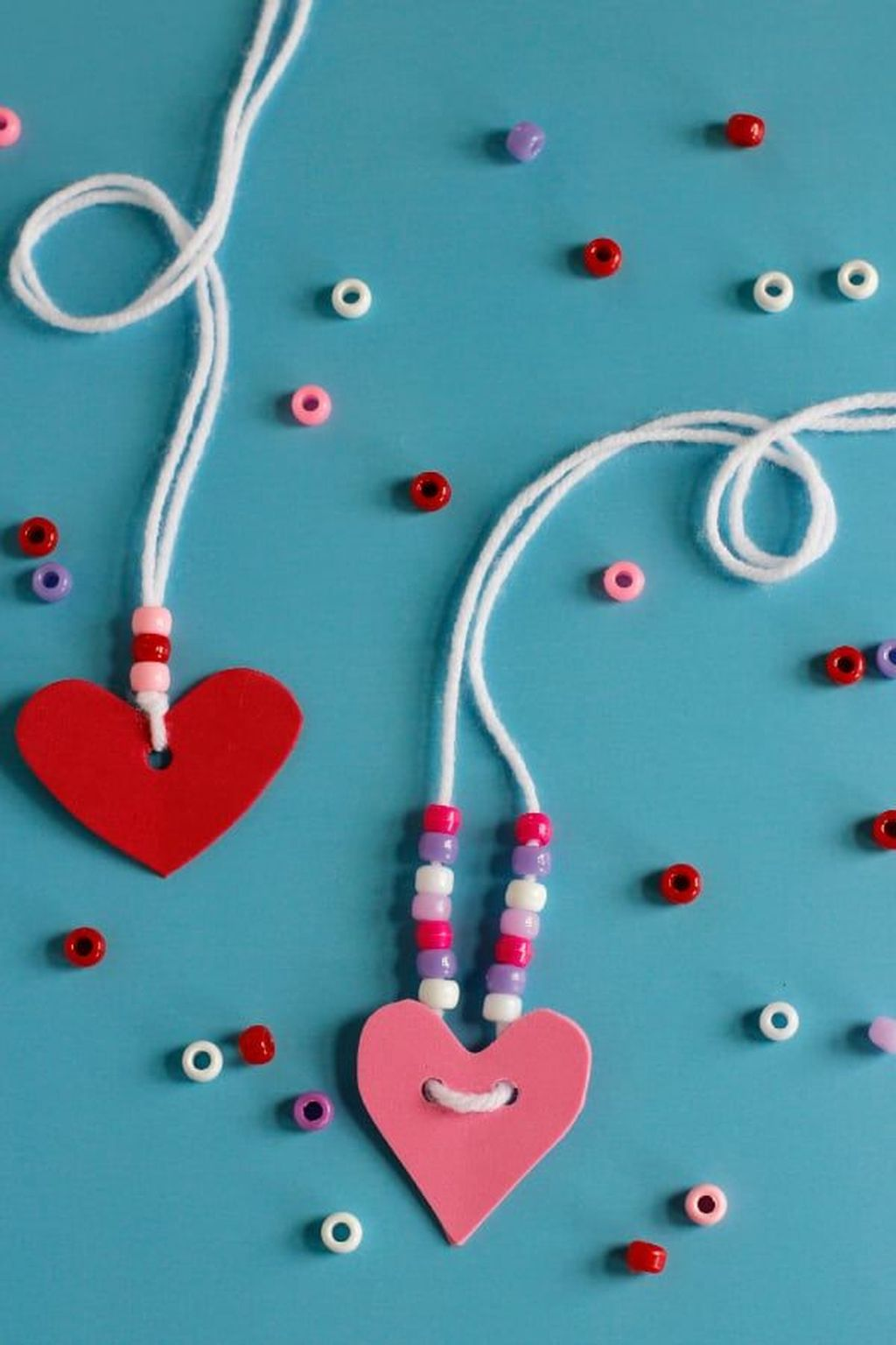 Inspiring Valentine Crafts Ideas For Your Home Decor 03