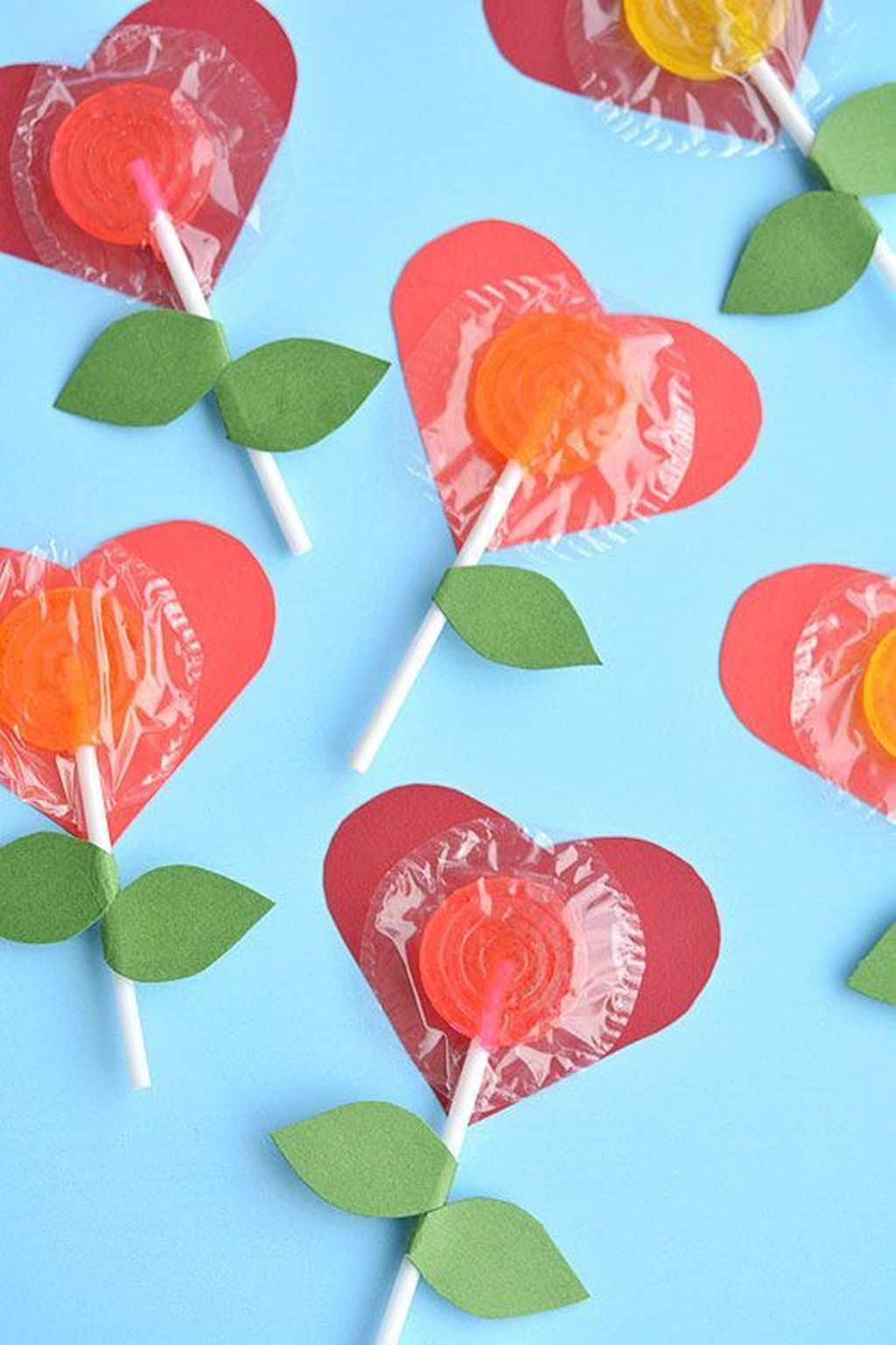 Inspiring Valentine Crafts Ideas For Your Home Decor 18