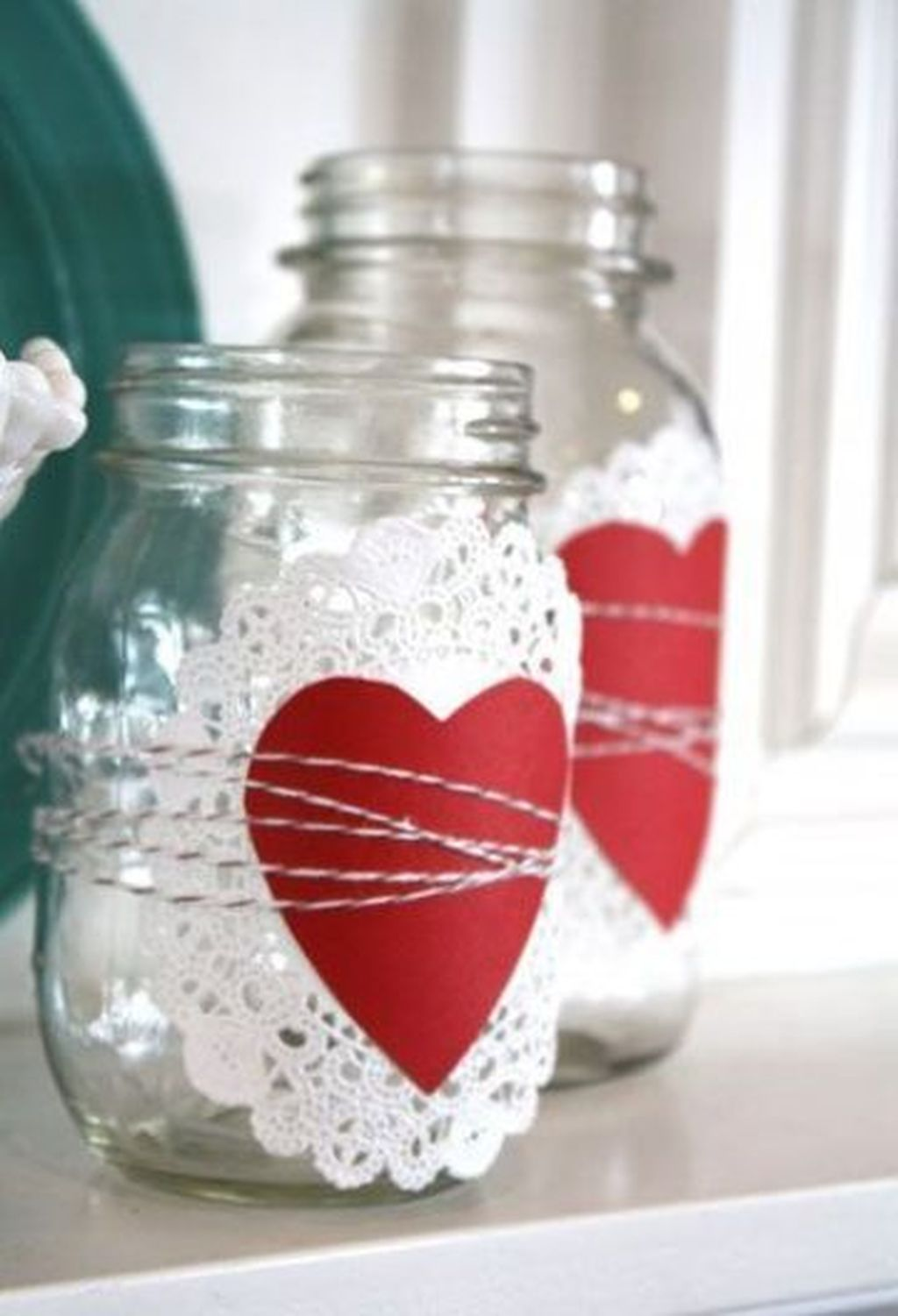 Inspiring Valentine Crafts Ideas For Your Home Decor 23