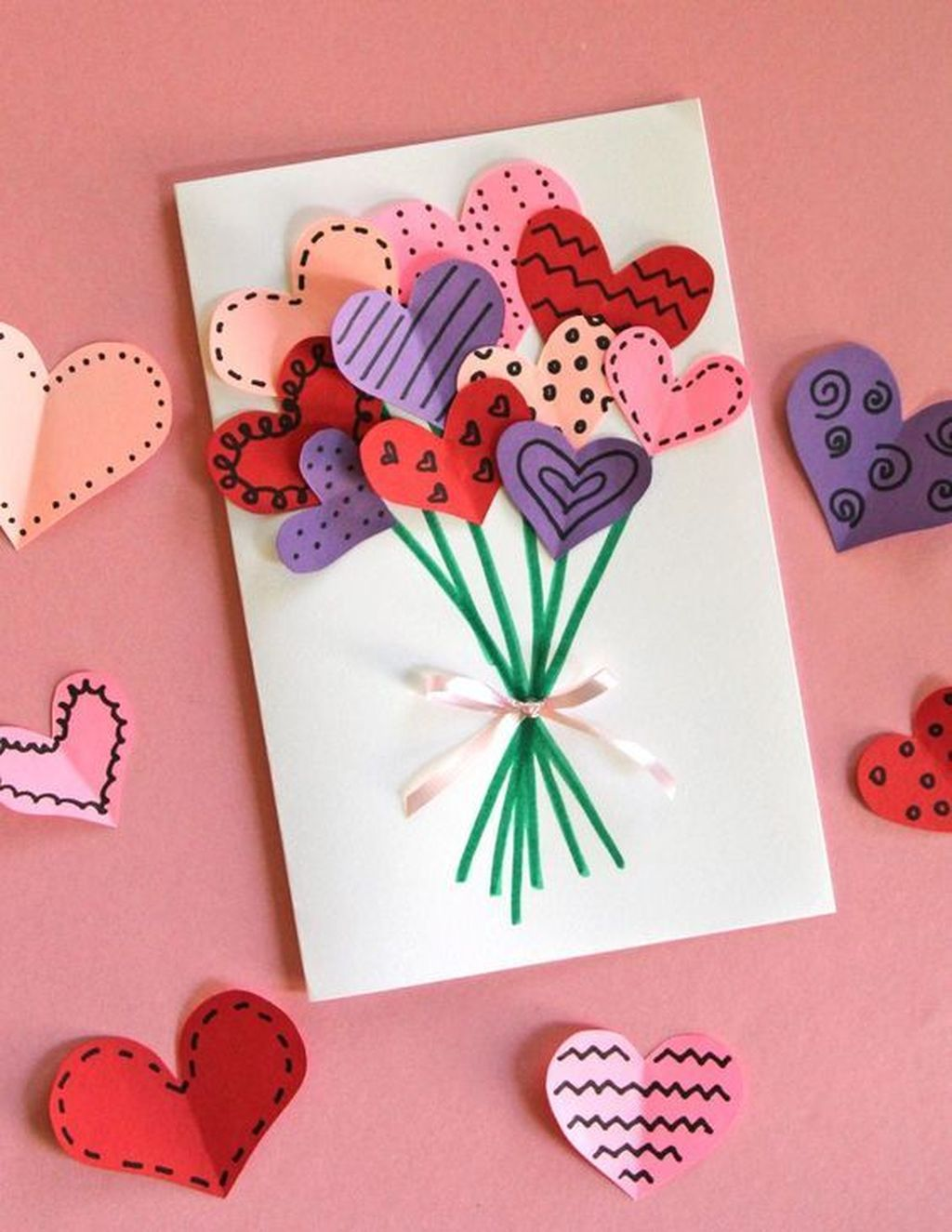 Inspiring Valentine Crafts Ideas For Your Home Decor 32