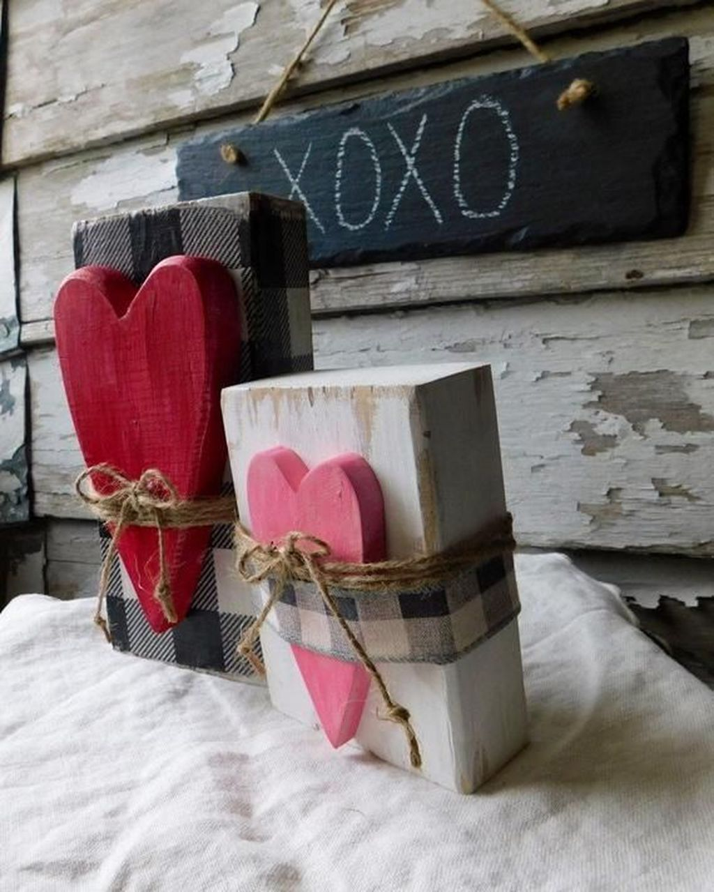 Inspiring Valentine Crafts Ideas For Your Home Decor 42