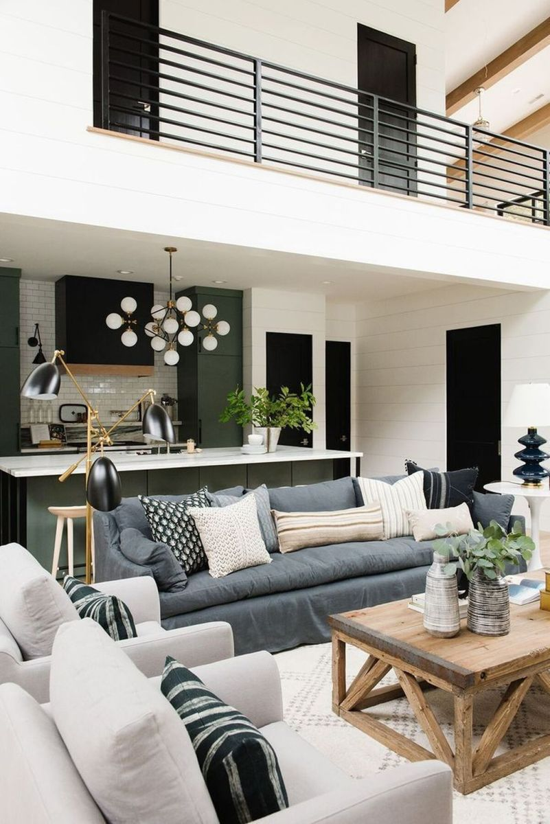 Admirable Modern Living Room Design Ideas You Should Copy 15