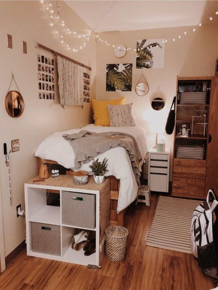 Admirable Small Bedroom Decor Ideas You Never Seen Before 05