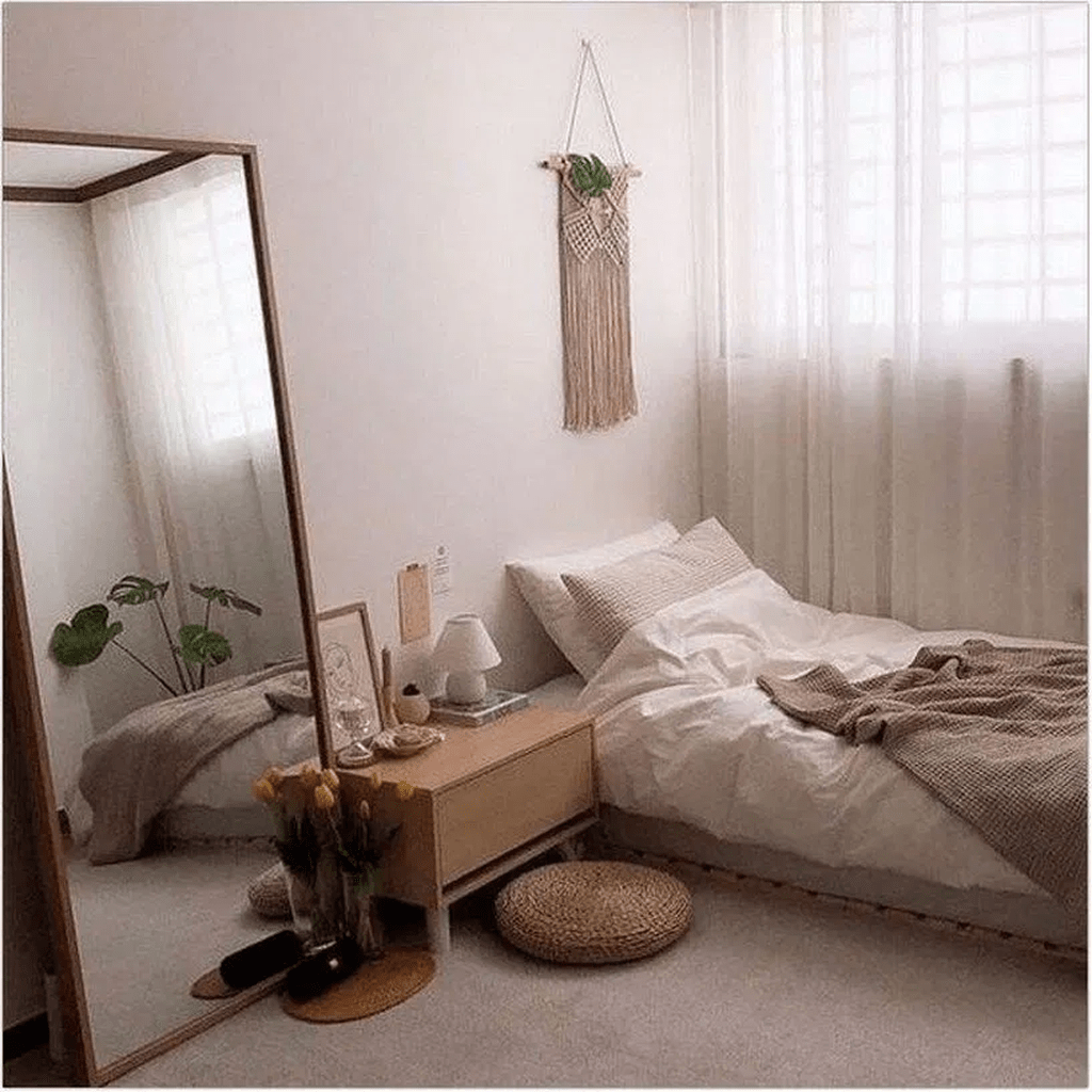 Admirable Small Bedroom Decor Ideas You Never Seen Before 31