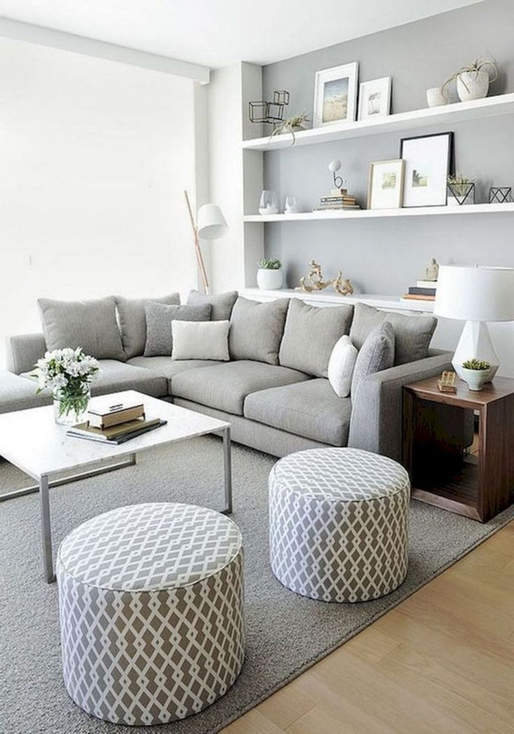 Awesome Minimalist Contemporary Living Room Decor Ideas 09