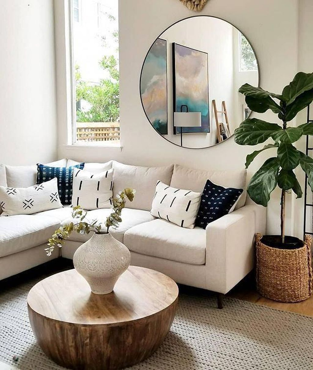 Awesome Minimalist Contemporary Living Room Decor Ideas 20