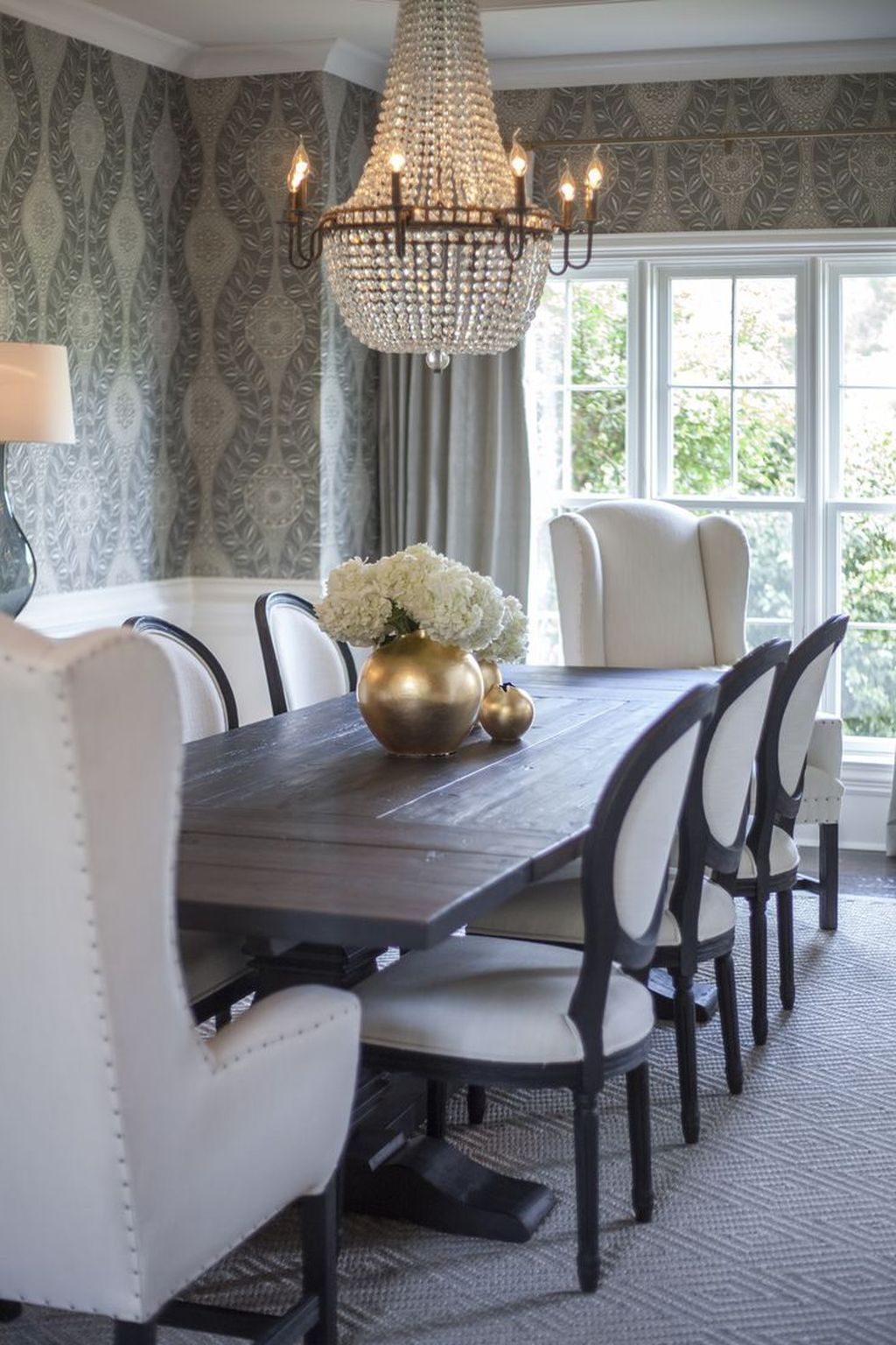 Fabulous Contemporary Dining Room Decorating Ideas 04