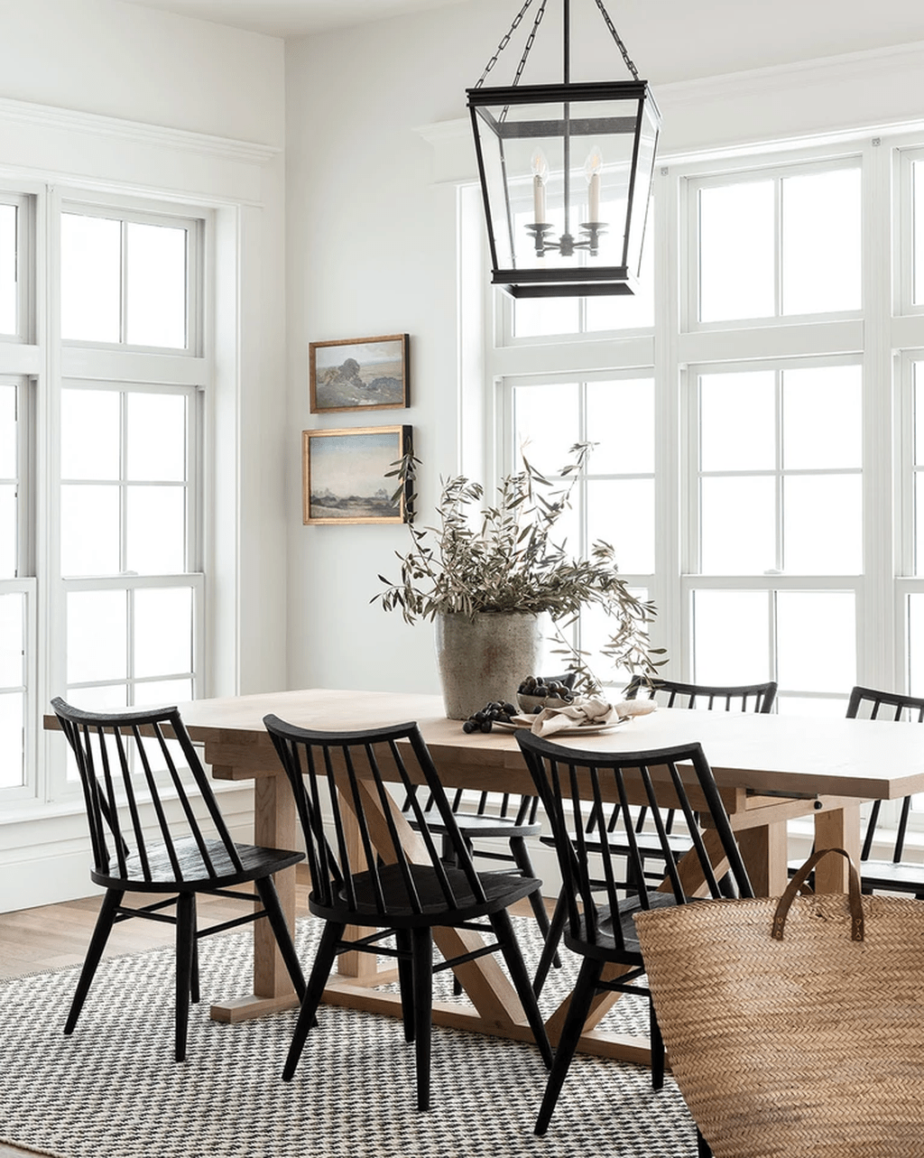 Fabulous Contemporary Dining Room Decorating Ideas 13