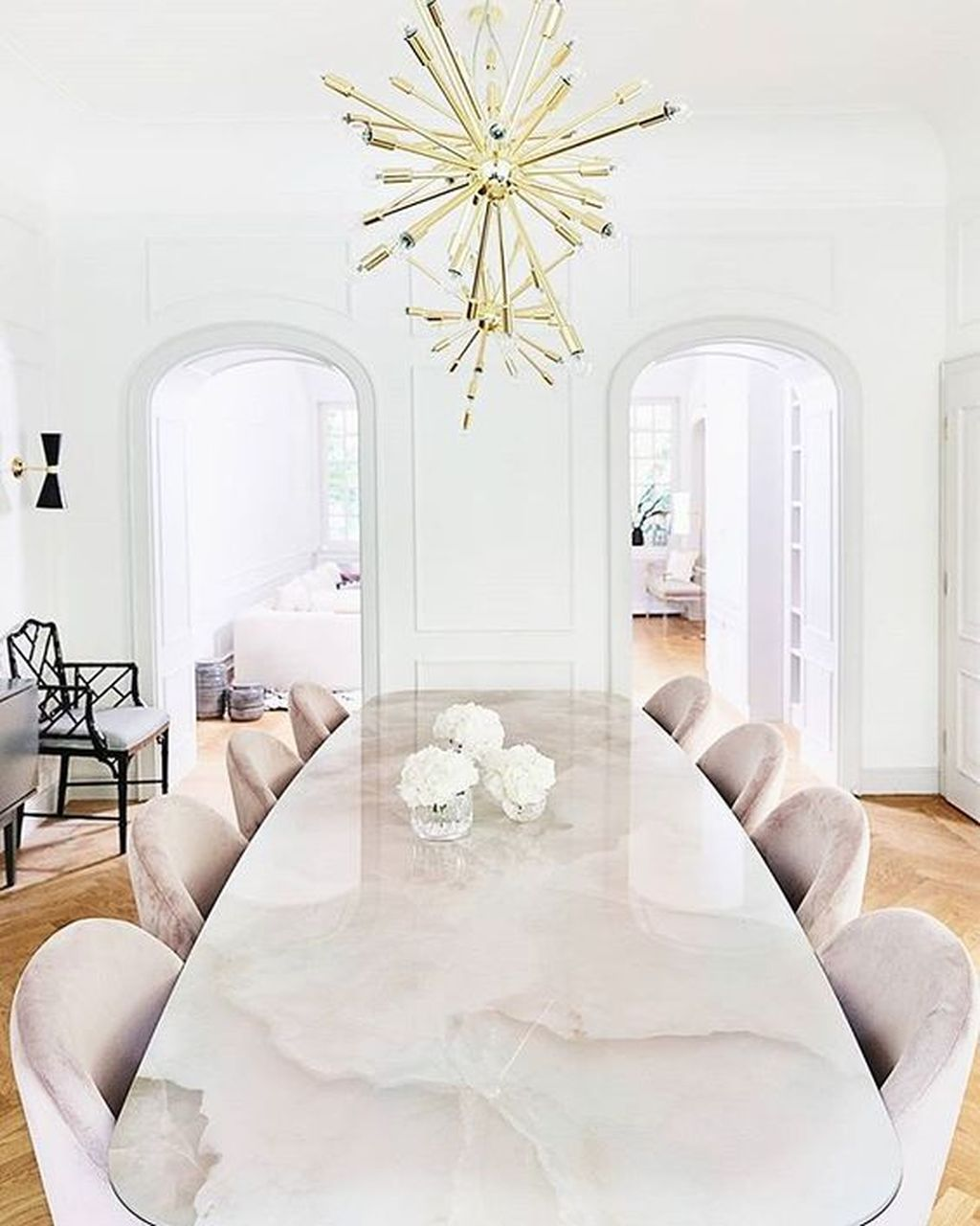Fabulous Contemporary Dining Room Decorating Ideas 20