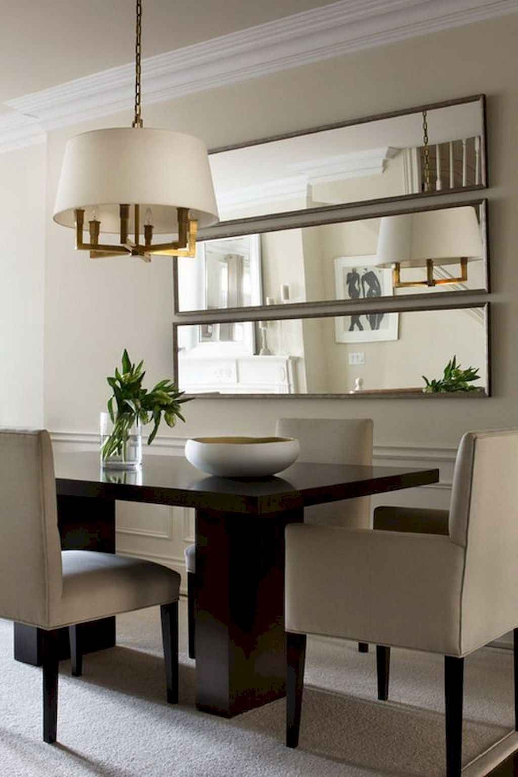 Fabulous Contemporary Dining Room Decorating Ideas 23