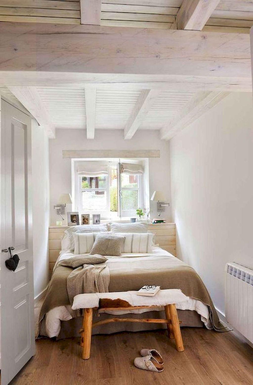 Fabulous Small Apartment Bedroom Design Ideas 03