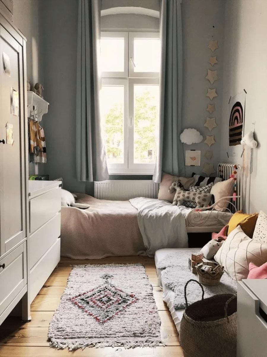 Fabulous Small Apartment Bedroom Design Ideas 13