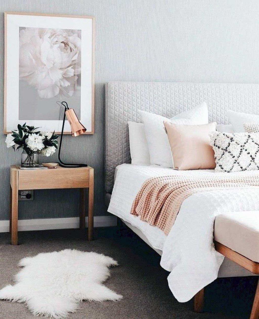 Fabulous Small Apartment Bedroom Design Ideas 18