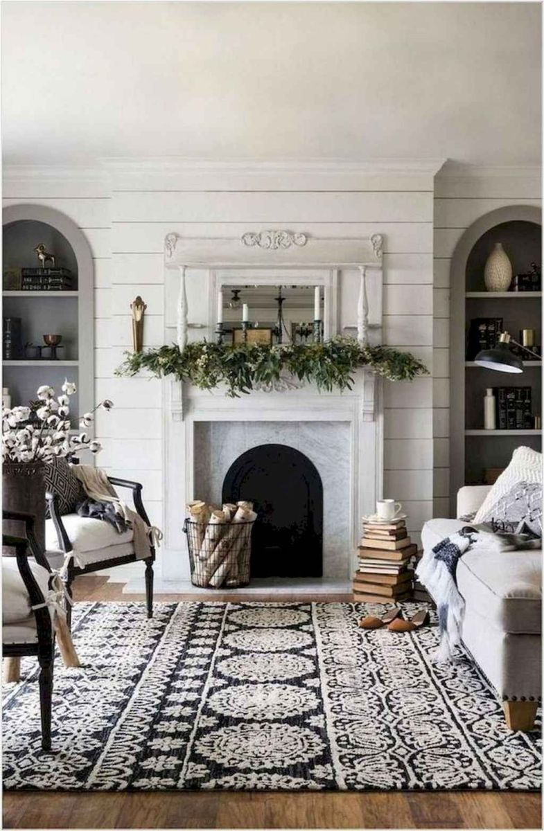 Fascinating Living Room With Carpet Decorating Ideas 04