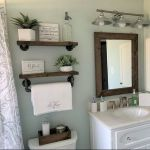 Fascinating Simple Apartment Bathroom Decor Ideas 24 Homyhomee