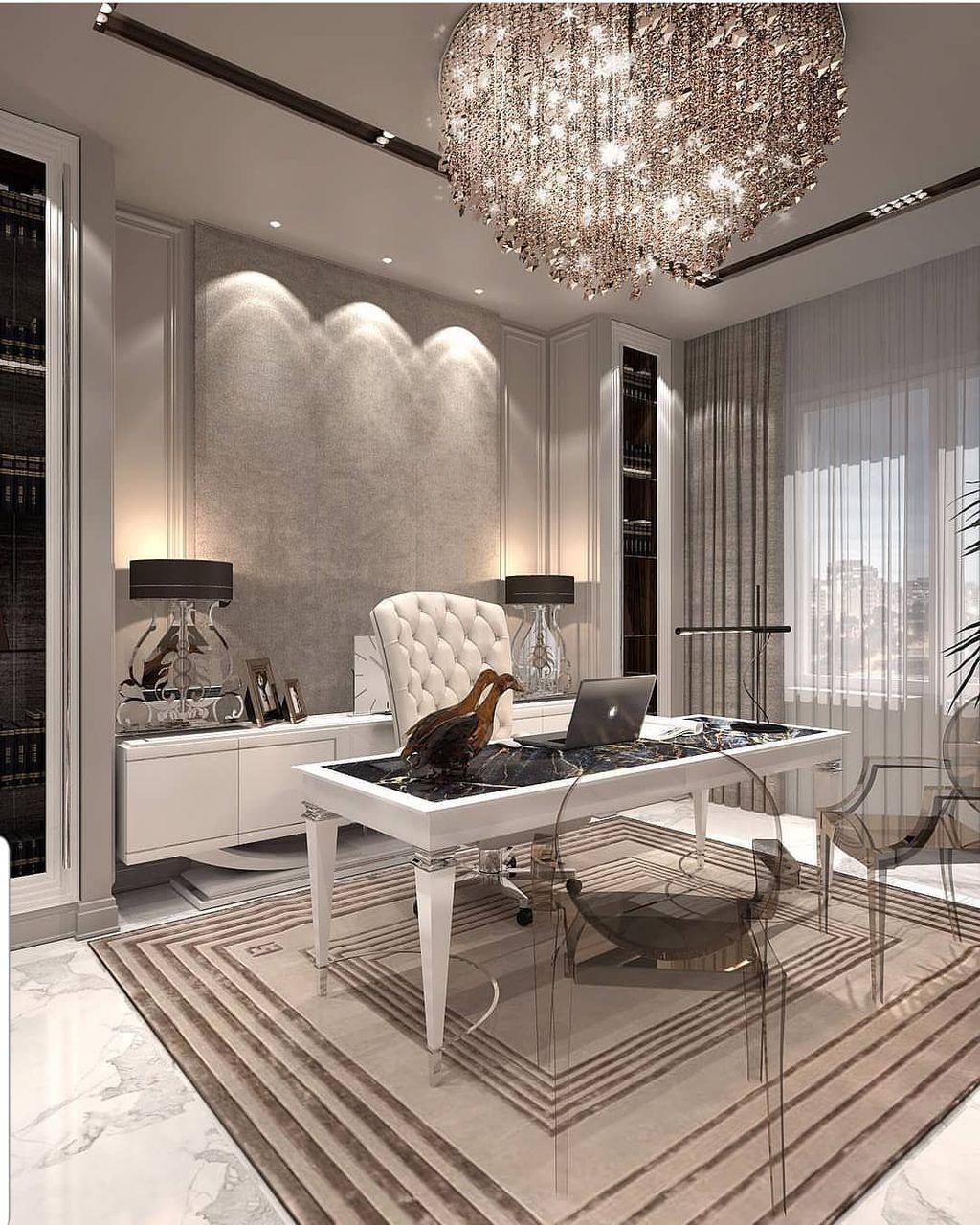 Gorgeous Modern Office Interior Design Ideas You Never Seen Before 02