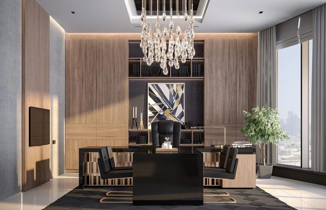 Gorgeous Modern Office Interior Design Ideas You Never Seen Before 10