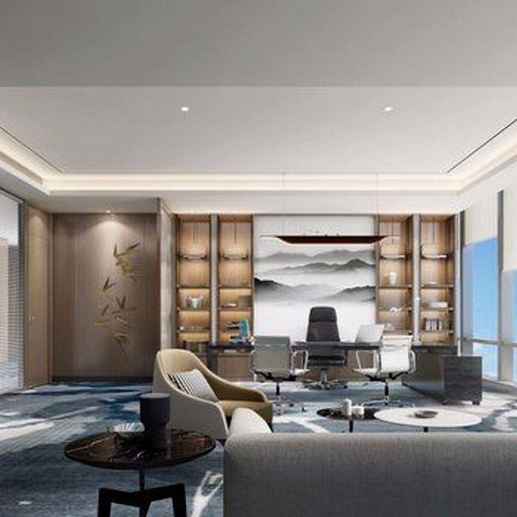 Gorgeous Modern Office Interior Design Ideas You Never Seen Before 14