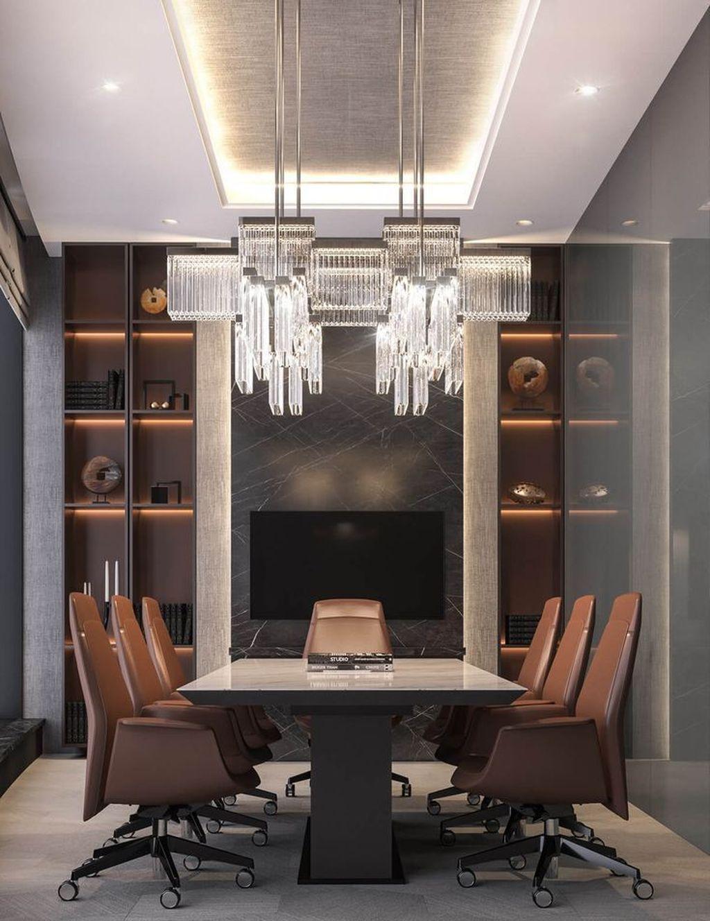 Gorgeous Modern Office Interior Design Ideas You Never Seen Before 15