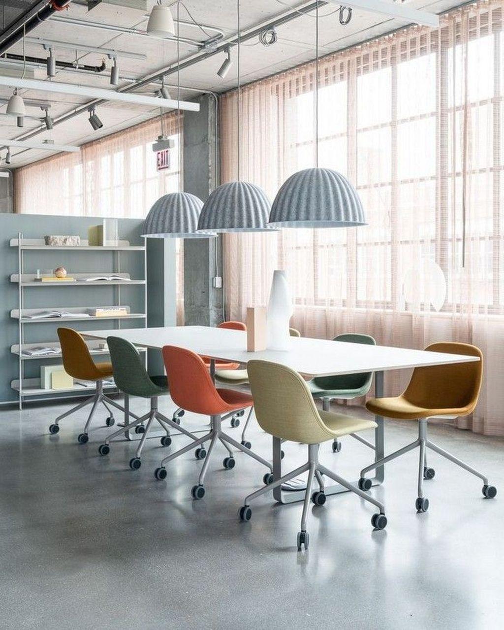 Gorgeous Modern Office Interior Design Ideas You Never Seen Before 22