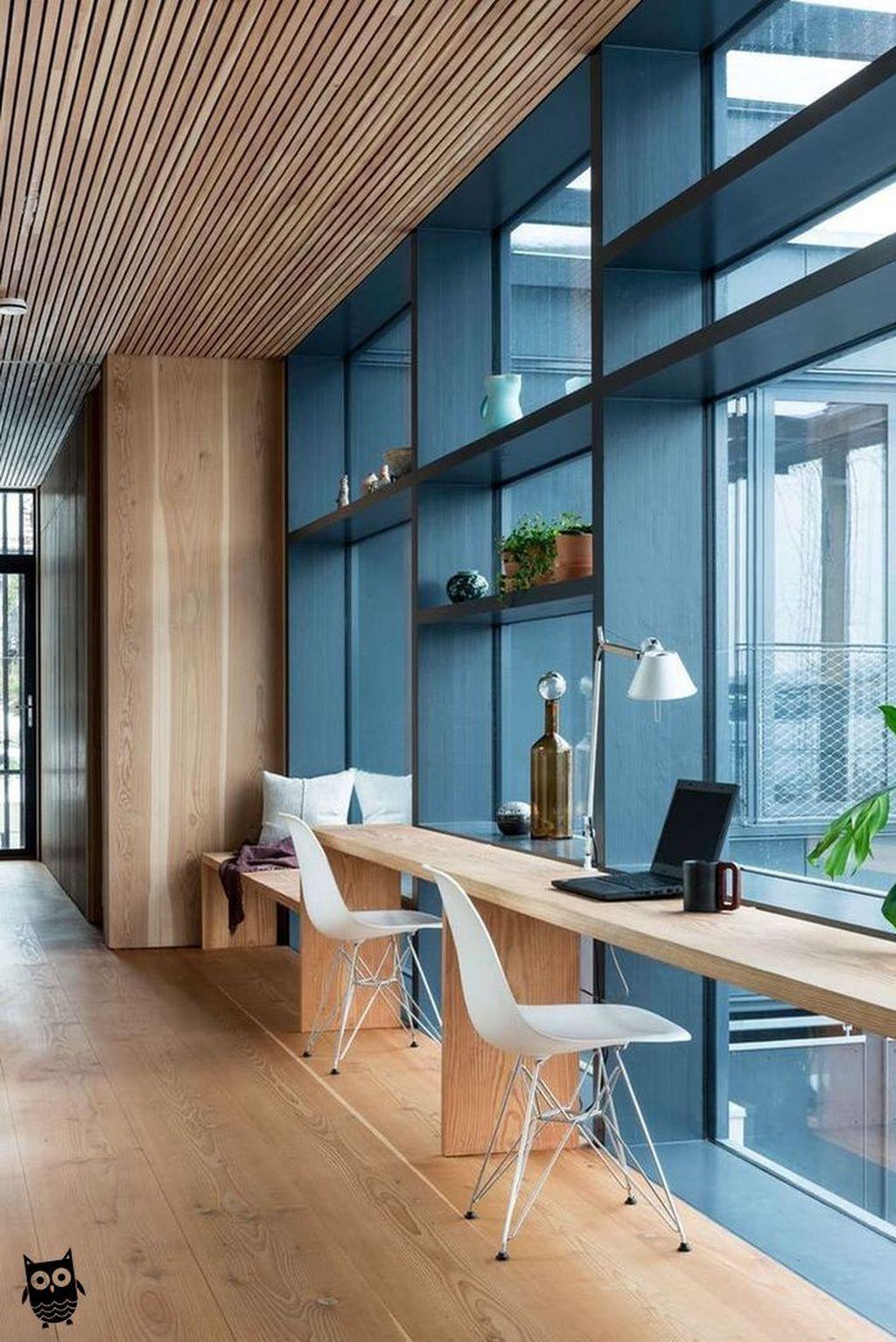 Gorgeous Modern Office Interior Design Ideas You Never Seen Before 24