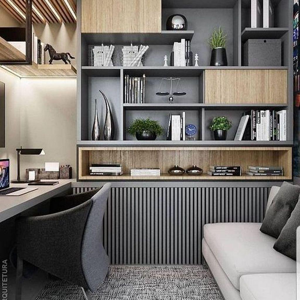 Gorgeous Modern Office Interior Design Ideas You Never Seen Before 33