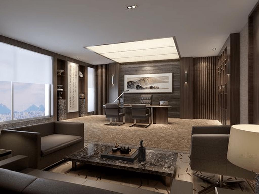 Gorgeous Modern Office Interior Design Ideas You Never Seen Before 35