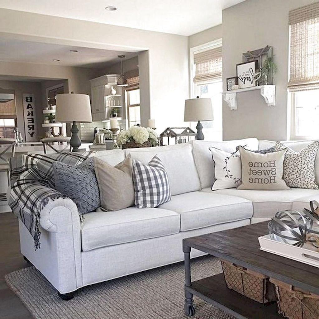 Inspiring Living Room Furniture Ideas Look Beautiful 13
