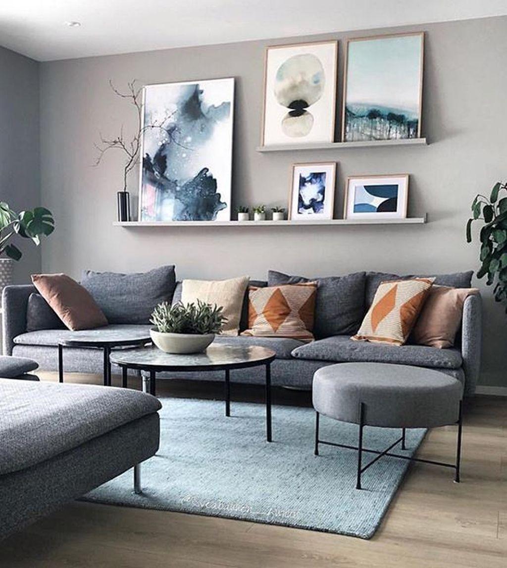 Inspiring Living Room Furniture Ideas Look Beautiful 20