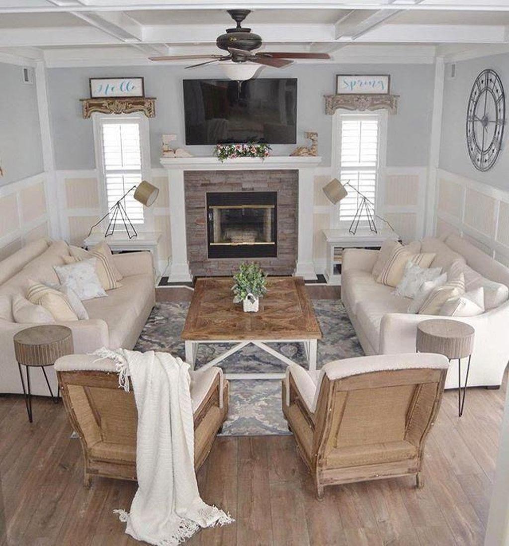 Inspiring Living Room Furniture Ideas Look Beautiful 28