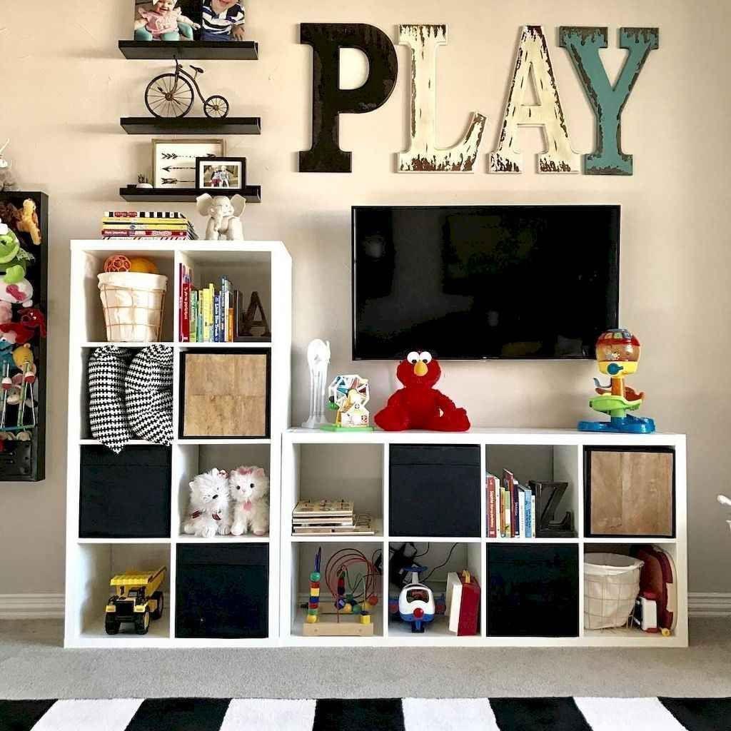 Inspiring Toy Storage Design Ideas 09