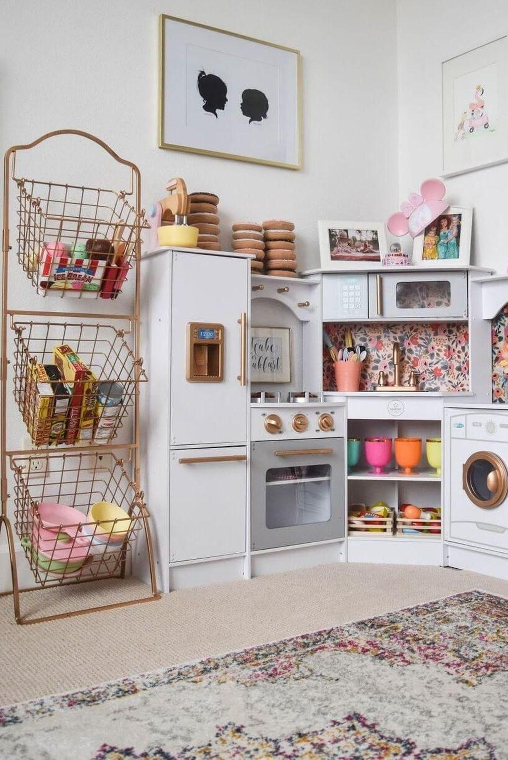 Inspiring Toy Storage Design Ideas 17