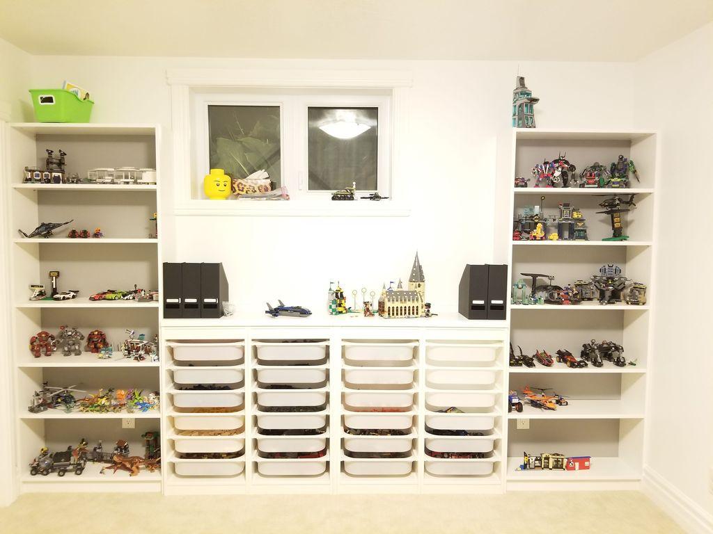 Inspiring Toy Storage Design Ideas 20