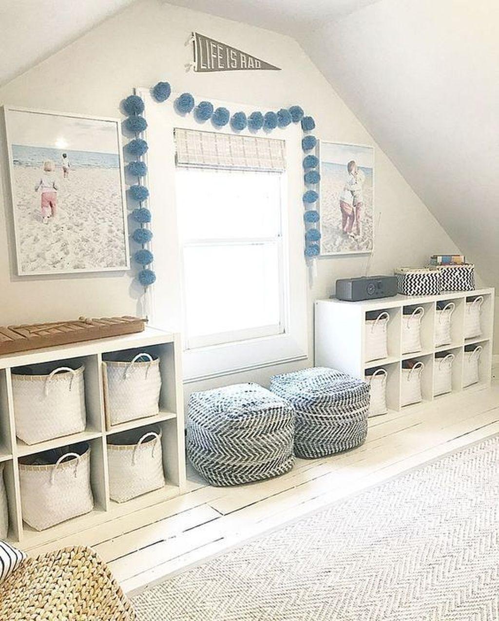 Inspiring Toy Storage Design Ideas 26