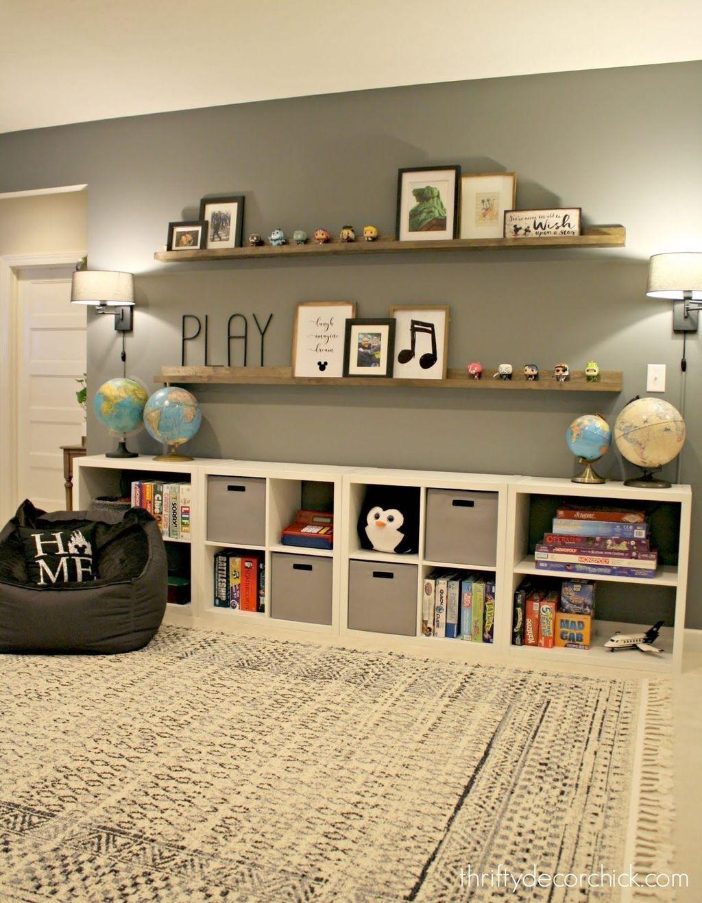 Inspiring Toy Storage Design Ideas 28