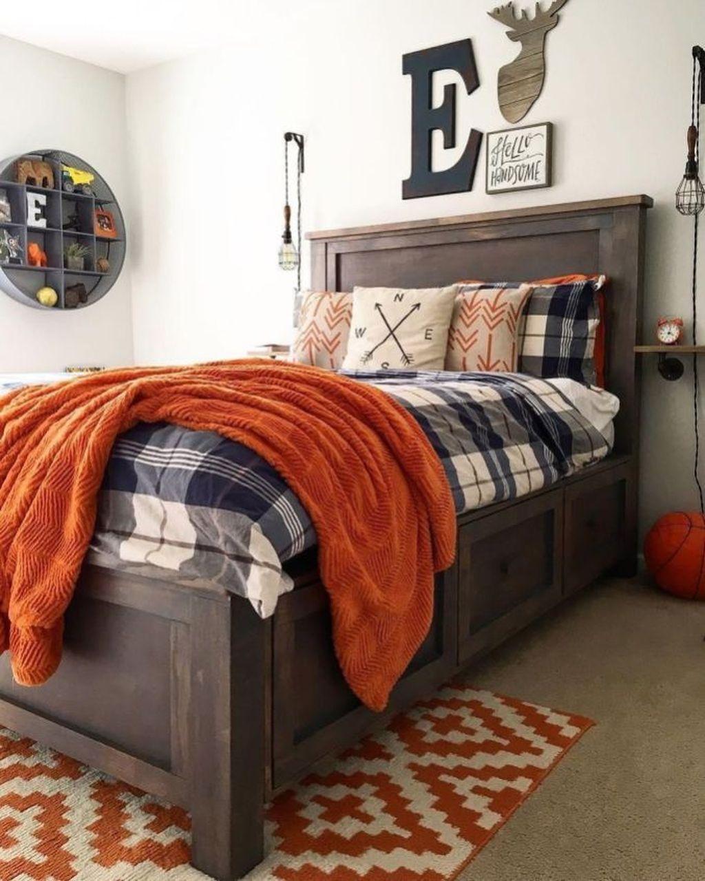 Lovely Boho Chic Bedroom Decor Idea 17