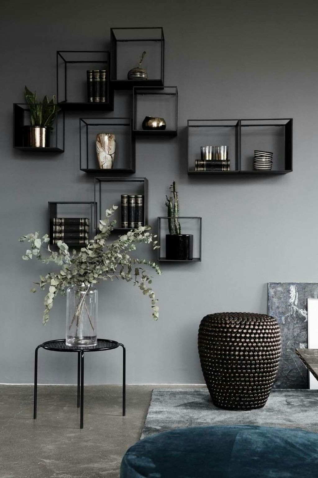 Nice Modern Minimalist Wall Decor Ideas For Your Interior 10
