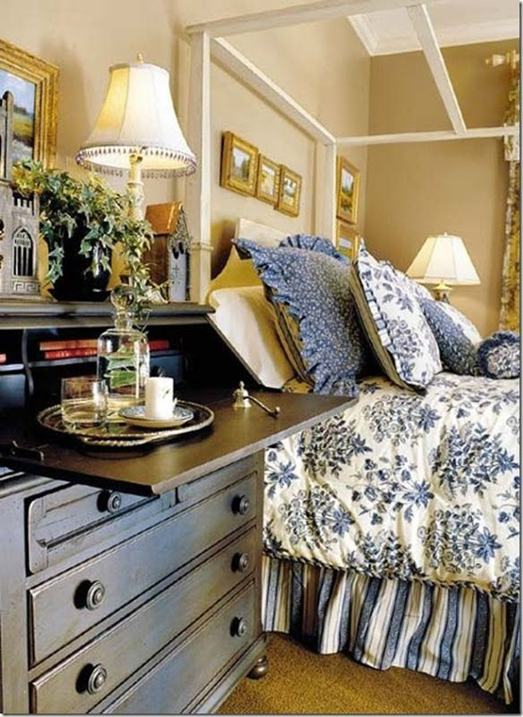 Stunning French Bedroom Decor Ideas That Will Inspire You 18