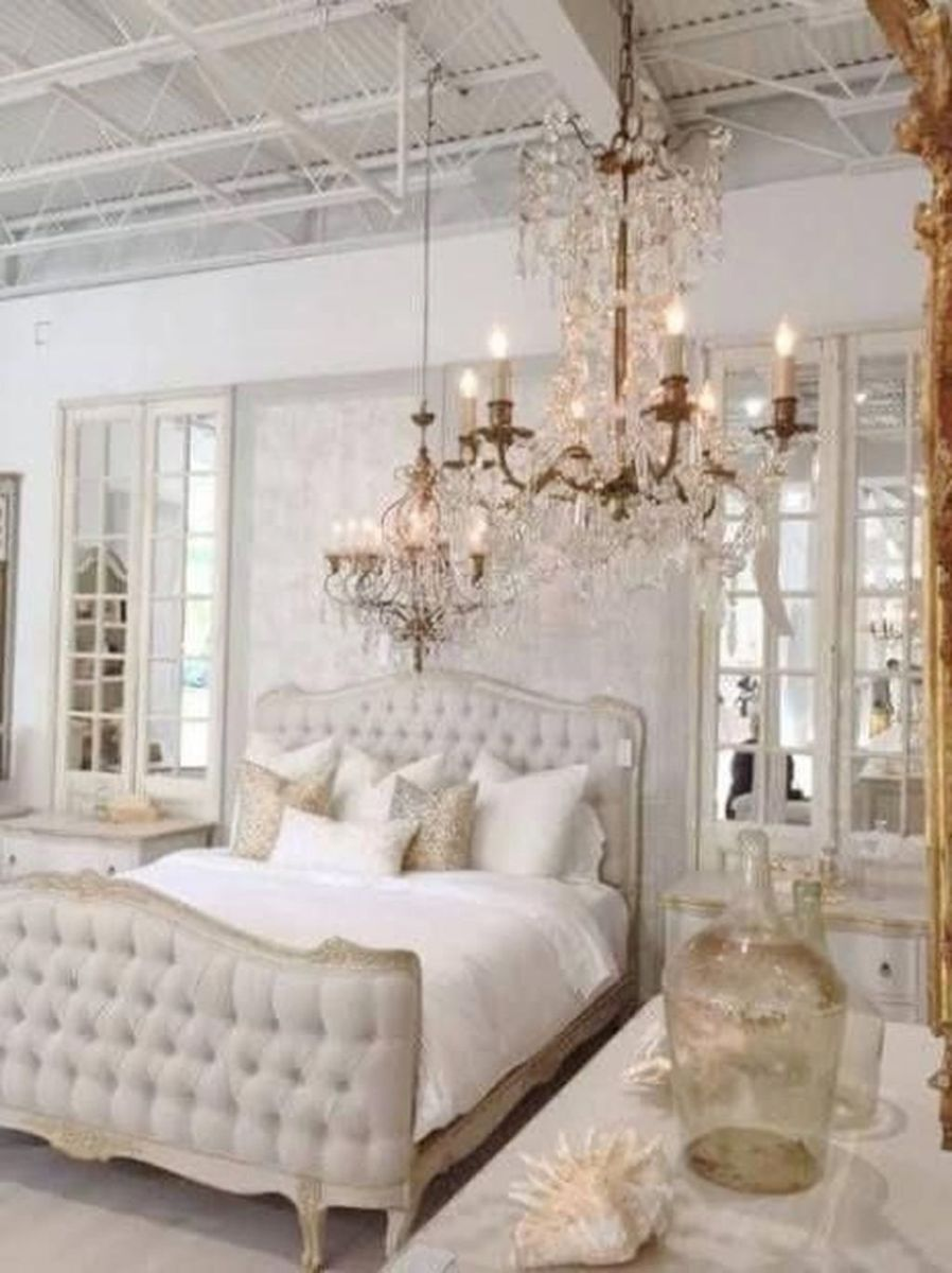 Stunning French Bedroom Decor Ideas That Will Inspire You 19