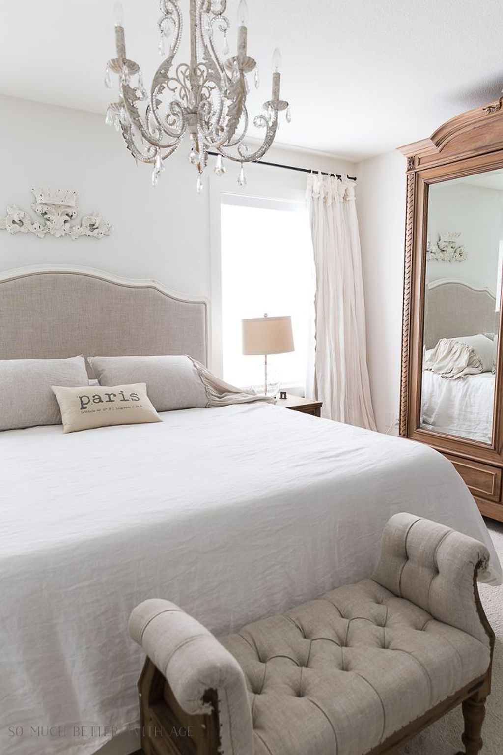 Stunning French Bedroom Decor Ideas That Will Inspire You 30