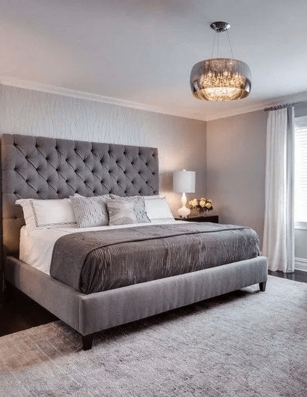 Stunning Romantic Bedroom Decor Ideas You Will Love 27