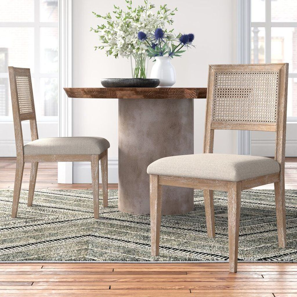 Admirable Dining Chair Design Ideas You Must Have 22