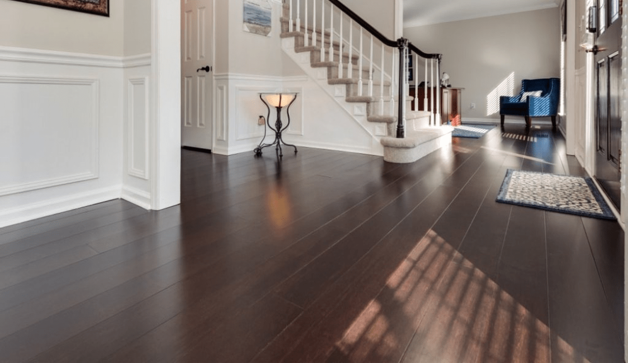 Amazing Bamboo Flooring Ideas For Living Room 23