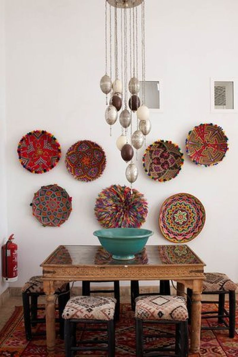 Amazing Morrocan Dining Room Ideas 22 1