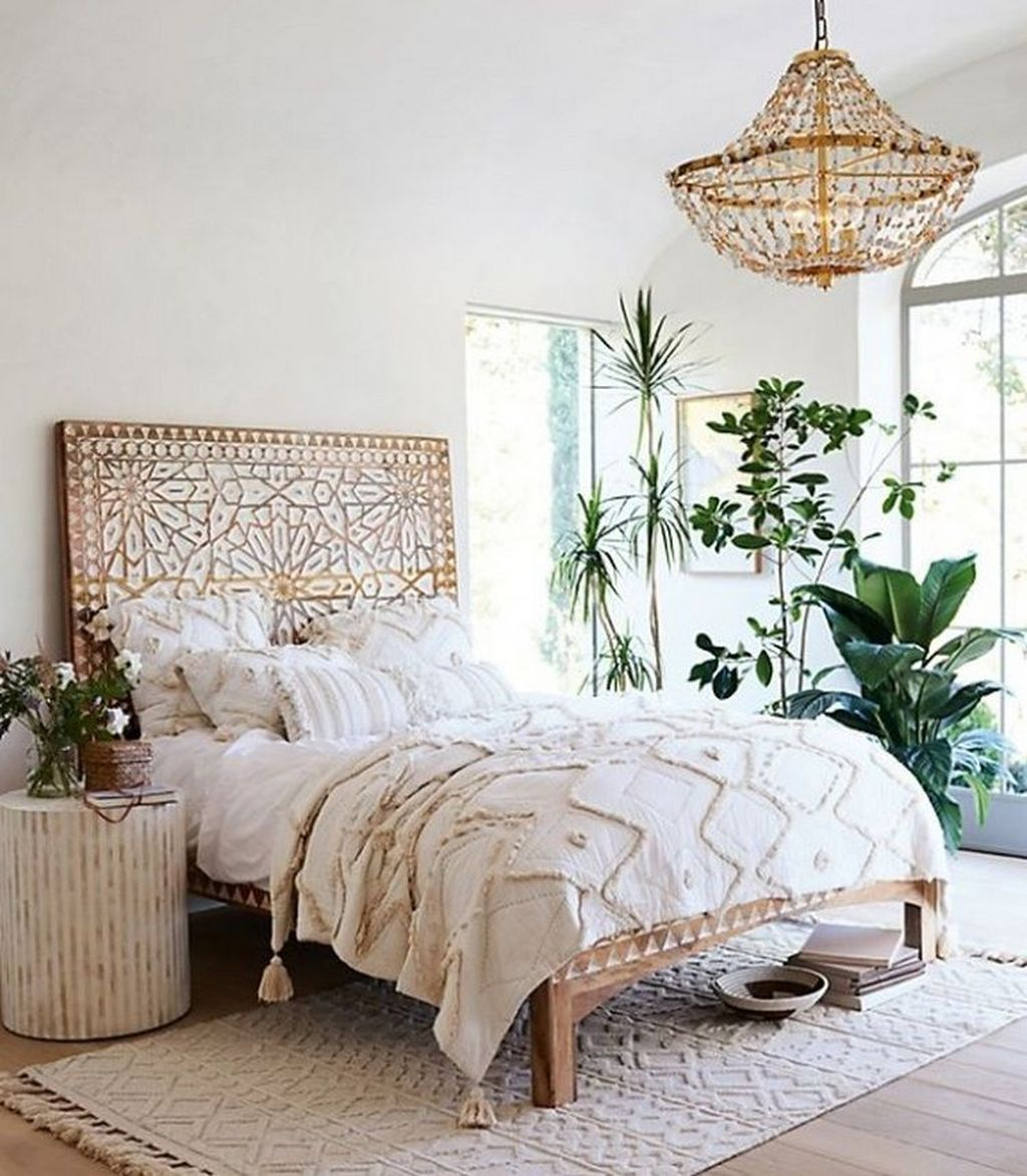 Awesome Boho Chic Bedroom Decor Ideas 16
